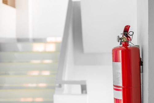 Equipement de sécurité contre incendie